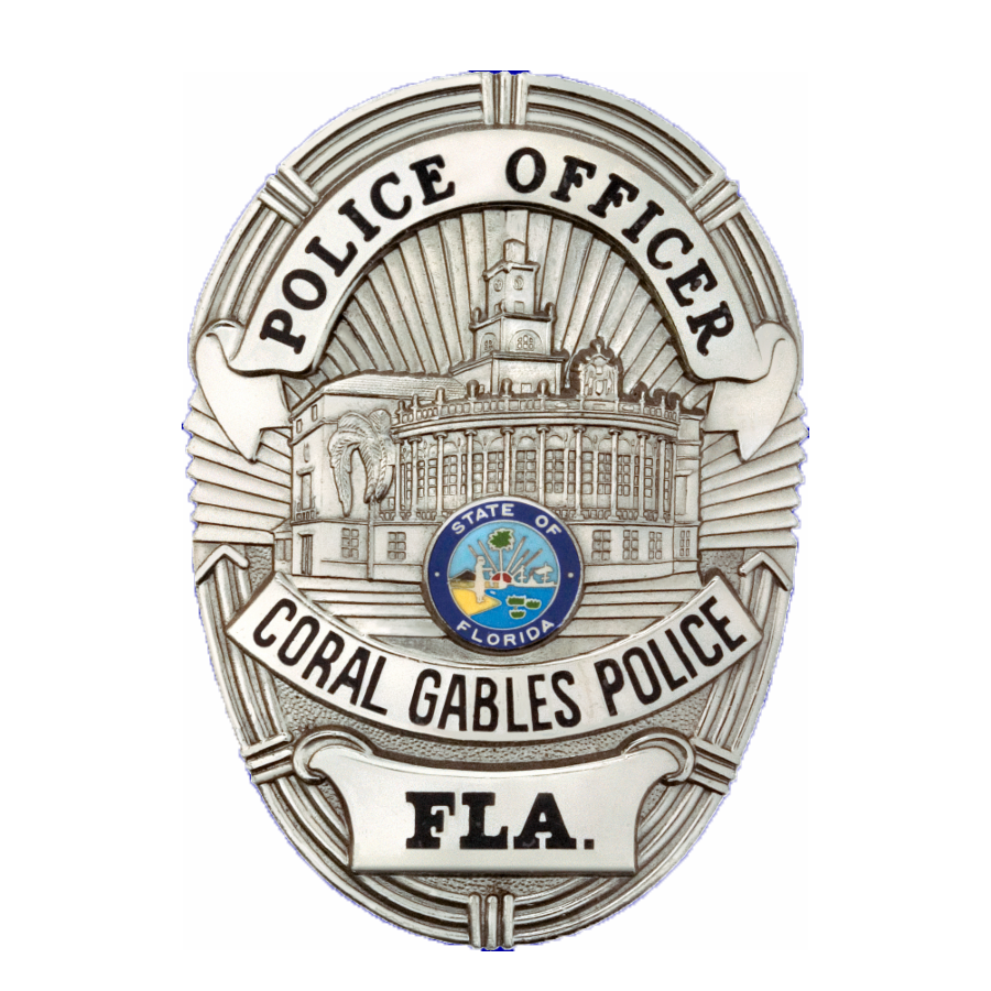 Coral Gables Police Department Logo