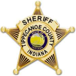 Tippecanoe County Sheriff's Office Logo