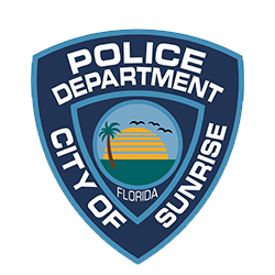 Sunrise Police Department Logo