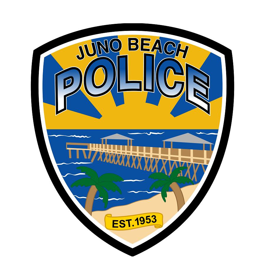 Juno Beach Police Department Logo